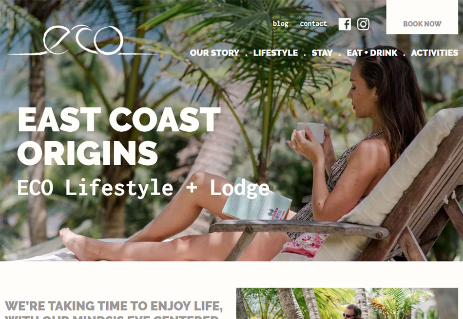 ECO Lifestyle + Lodge